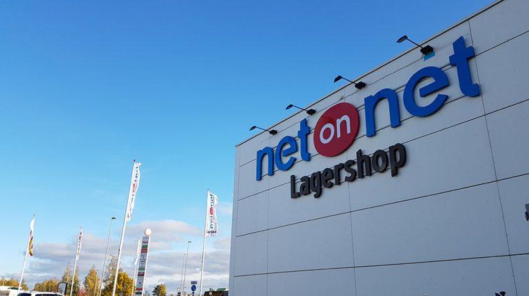 Netonnet etablerar sig i Norrköping. E2C är totalentreprenör på uppdrag av Klövern.