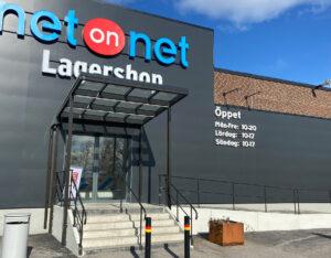 Från kretskortfabrik till Lagershop