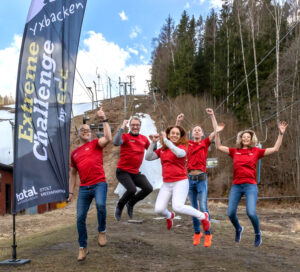 Världspremiär för Yxbacken Extreme Challenge by E2C. Foto: Sofia Andersson, M&F Foto